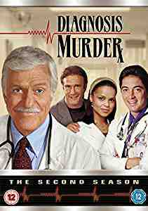 Diagnosis Murder Season 2 DVD