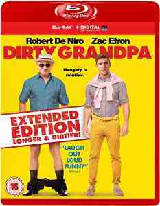 Dirty Grandpa Version Dirtier Blu ray