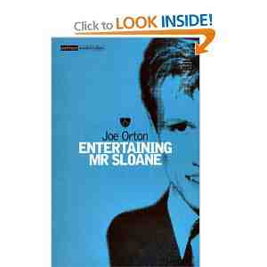 Entertaining Sloane Modern Plays Classics
