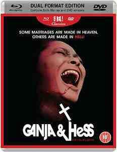 Ganja Hess Dual Format Blu ray