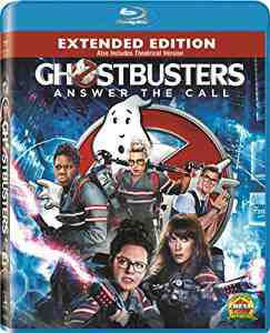 Ghostbusters Blu ray Cecily Strong