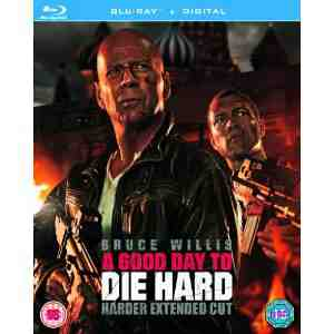 Good Day Hard Blu ray