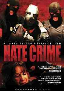 Hate Crime DVD Region NTSC