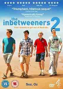 Inbetweeners 2 DVD Simon Bird