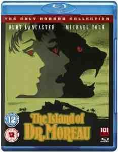 Island Moreau Blu Ray Burt Lancaster