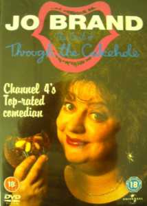 Jo Brand: Through The Cakehole DVD