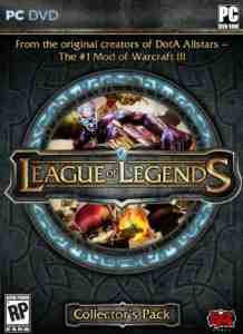 League Legends Collectors Pack DVD