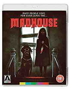 Madhouse DVDBlu-rayCombo