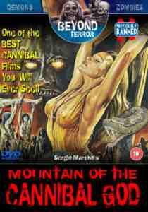Mountain Cannibal God Ursula Andress