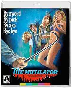 Mutilator Dual Format Blu ray DVD