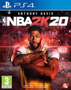 NBA 2K20 with Amazon Exclusive DLC