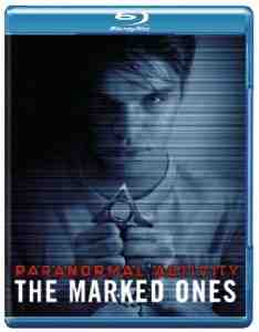 Paranormal Activity Marked Ones Blu Ray