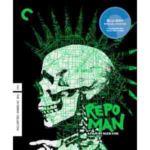 Repo Man Criterion Collection Blu ray