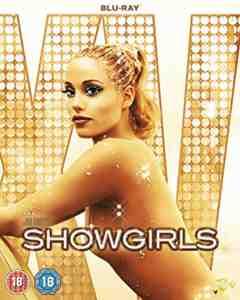 Showgirls Blu-ray