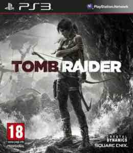 Square Enix Tomb Raider PS3
