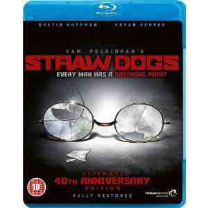Straw Dogs Ultimate Anniversary Blu ray