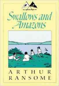 Swallows Amazons Godine Storyteller Ransome