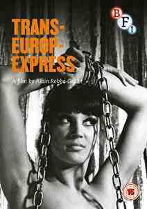 Trans Europ Express DVD Jean Louis Trintignant