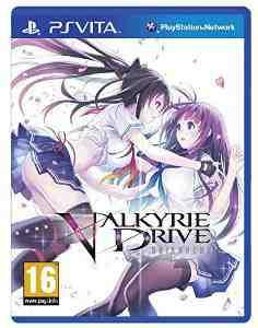 Valkyrie Drive Bhikkuhni PlayStation Vita