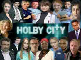 holby city logo