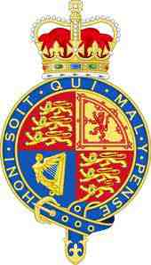 royal arms logo