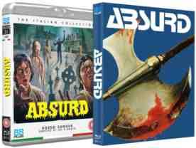 absurd dvds