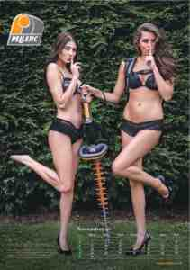 etesia calendar girls
