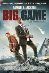 Poster Big Game 2014 Jalmari Helander