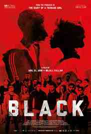 Poster Black 2015 Adil El Arbi and Bilall Fallah