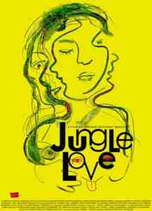 jungle love poster
