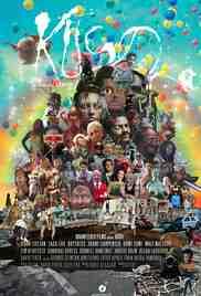 Poster Kuso 2017 Flying Lotus