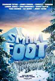 Poster Smallfoot 2018 Karey Kirkpatrick and Jason Reis