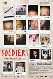 Poster Soldatii Poveste Din Ferentari 2017 Ivana Mladenovic