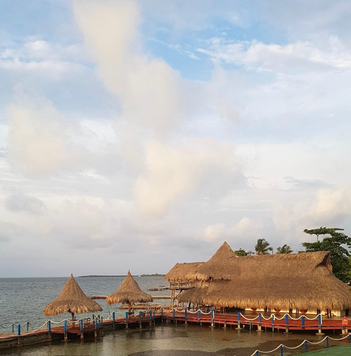 The Beautiful Islas De San Bernardo