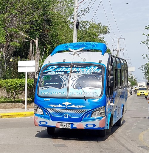 Cartagena Bus