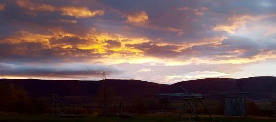 Campsite View Akureyi