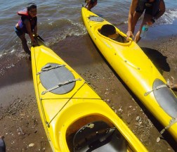 Ometepe Kayaking