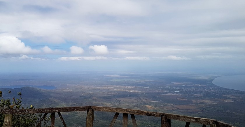 Mombacho Volcano View
