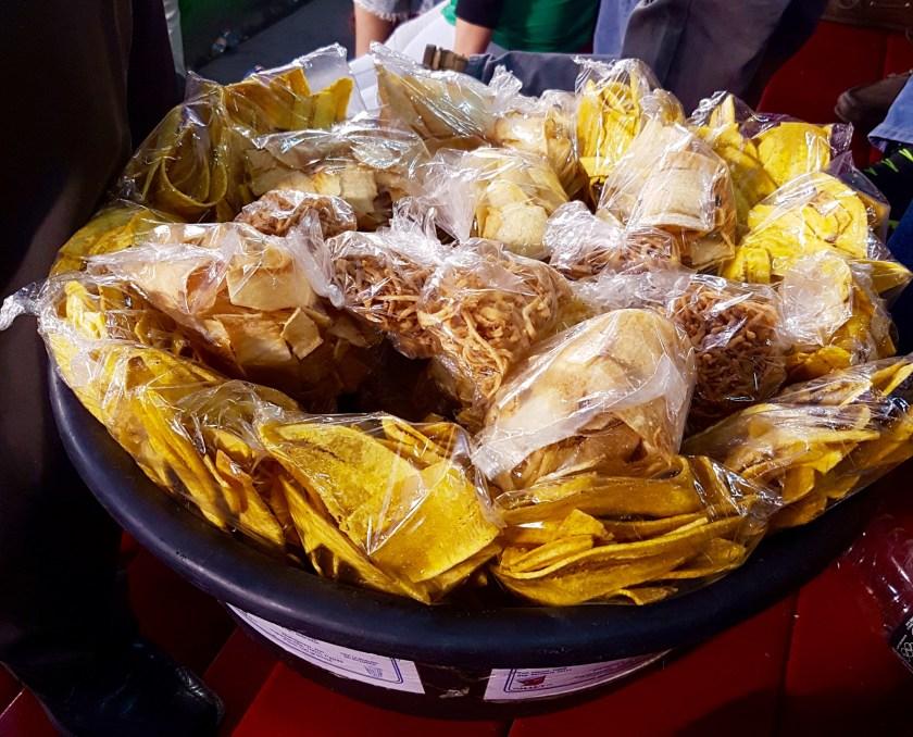 Matagalpa baseball food