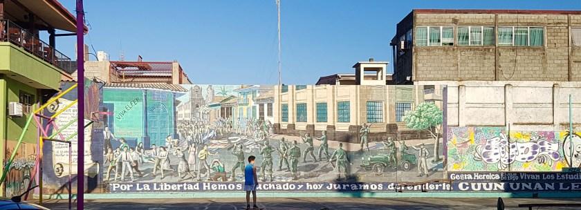 León street art