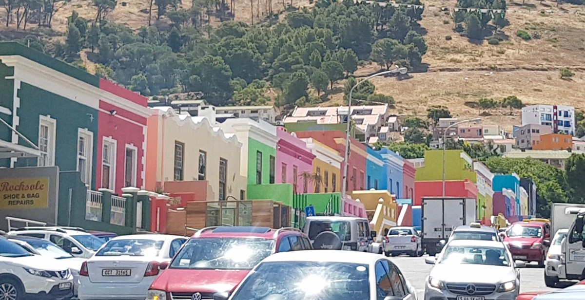 Walking Around Cape Town: Bo-Kaap Tour