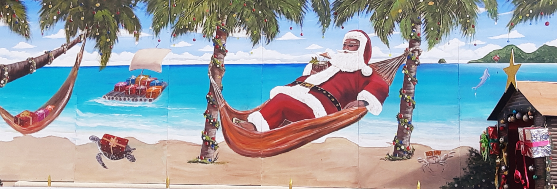 Christmas in the Caribbean - Mel On The Go