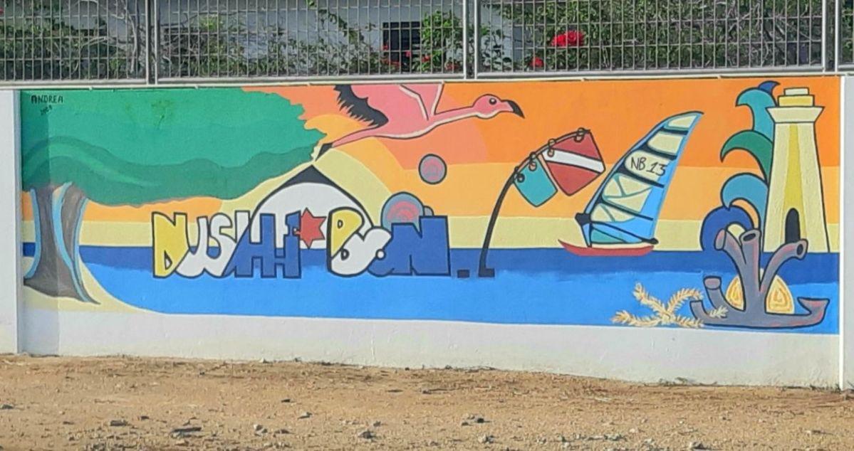 Street Art in Bonaire
