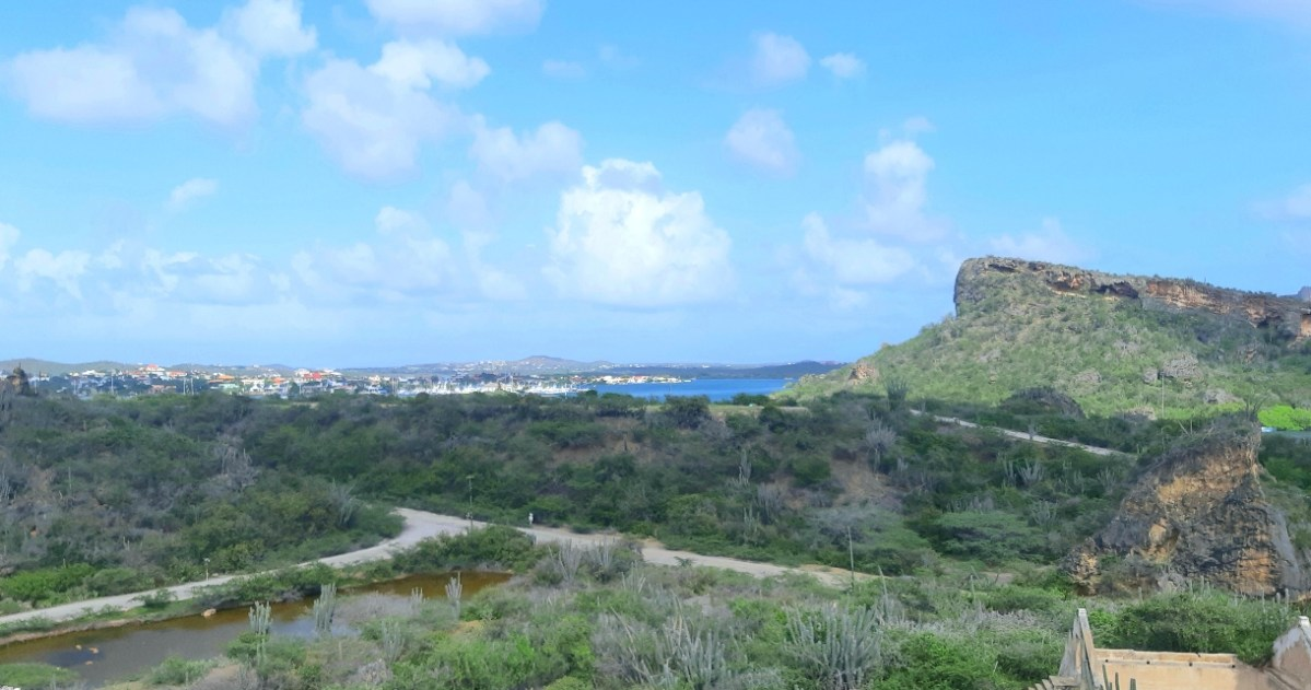 Hiking in Curaçao