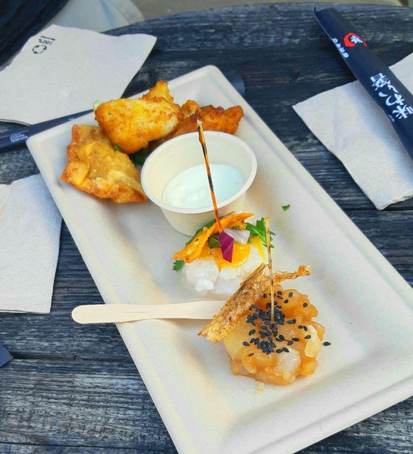 lion fish three ways Bario Urban Street Food