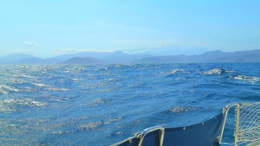 rough seas Colombia