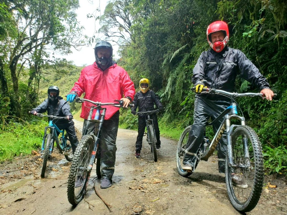 Cycling in Colombia