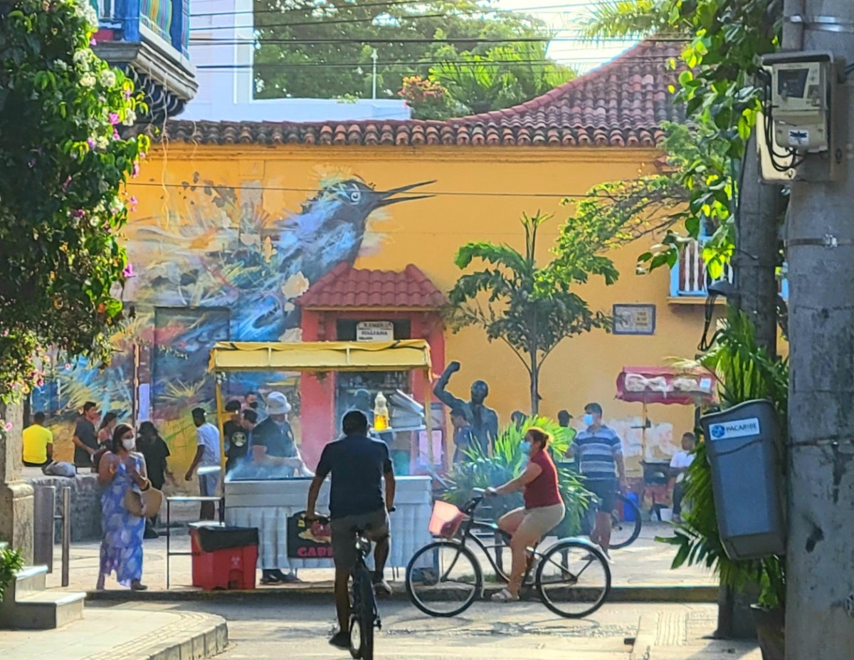 Art in The Streets of Getsemani