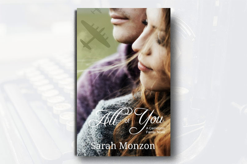 All Of You by Sarah Monzon Book Review by Melony Teague