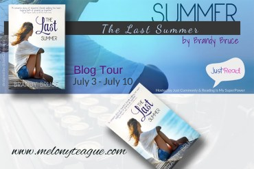 Brandy Bruce Blog Tour Stop